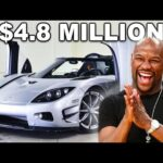 10 Athletes With The Most Expensive Cars