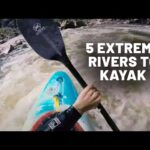 5 Rivers in North America to Whitewater Kayak Before You Die | People Are Awesome
