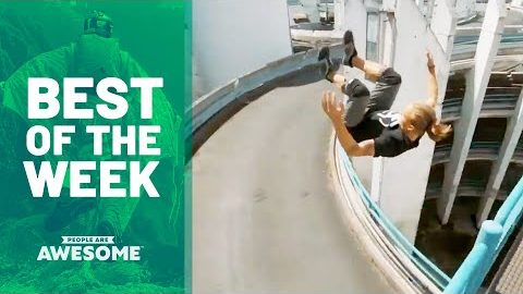A Parkour Video in One Take | Best of the Week