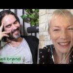 Annie Lennox & Russell Brand On How It Feels To Be An Entertainer