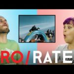 Pro/Rated: Athletes React To Skiing