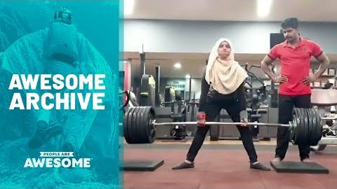 Awesome Archive | Extreme Weightlifting & More