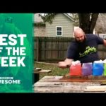 Best of the Week: Blade Tricks, Indoor Rock Climbing & More | People Are Awesome