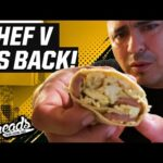 Chef V is Back! - Spreads