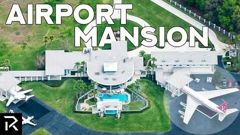 Crazy Celebrity Mansions You Need To See To Believe (The Rock