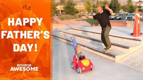 Dads Are Awesome | Father's Day 2020