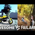 Dirtbiking, Pole Vaulting, & Parkour Wins & Fails! | People Are Awesome VS. FailArmy