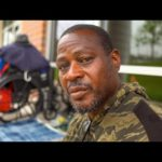 Disabled Homeless Man on the Streets of Austin after 30 Years in Prison