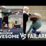 Drifting, Parkour, Hoverboarding & More Wins VS. Fails! | People Are Awesome VS. FailArmy