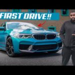 FIRST DRIVE IN MY 2018 BMW M5 **BLOWN AWAY**