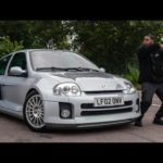 FIRST DRIVE IN THE RENAULT CLIO V6!!