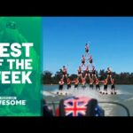 Flying on Bikes & More | Best of the Week