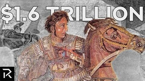 How Alexander The Great Became Worth $1.6 Trillion Dollars