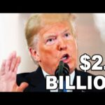 How Much Trump Is Worth Post Presidency