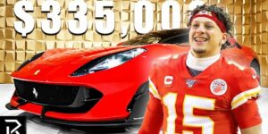 How Patrick Mahomes Spends Half A Billion Dollars