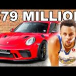 How Stephen Curry Spends His Millions