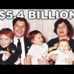 How The Getty Family Became One Of The Richest Families