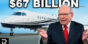 How Warren Buffet Spent $67 Billion