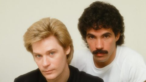 How a shootout resulted in Daryl Hall and John Oates' first meeting