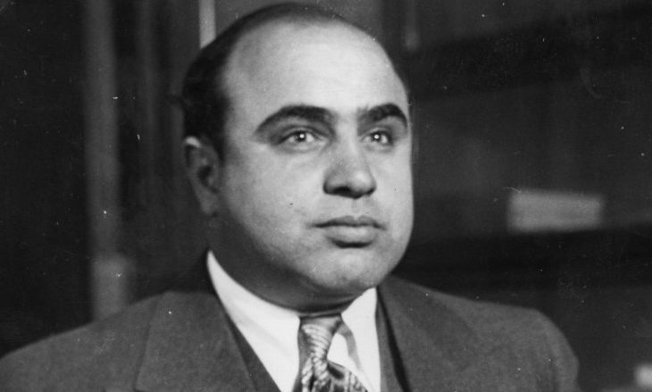 How much money would Al Capone be worth today?
