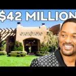 Inside All Of Will Smith's Houses