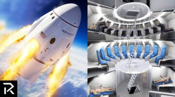 Inside Elon Musk's SpaceX Starship