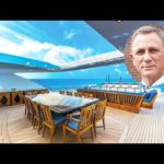 Inside James Bond's $60 Million Dollar Mega Yacht