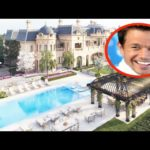 Inside Mark Wahlberg's $100 Million Dollar Mansion