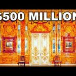 Inside The $500 Million Missing Room, The Amber Room