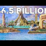 Inside The Most Expensive Theme Park Ever Made