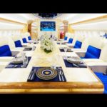 Inside The Worlds Most Luxurious Private Jet