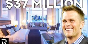Inside Tom Brady's $37 Million New York Apartment