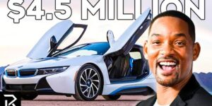Inside Will Smiths $4.5 Million Car Collection