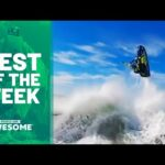 Jetski Tricks, LED Juggling, Smooth Splits & More! | Best of the Week