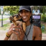 Los Angeles Homeless Man on Building Community in Echo Park Lake