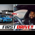 MY 1000BHP BMW M5 TRIED TO KILL ME **NEARLY CRASHED**