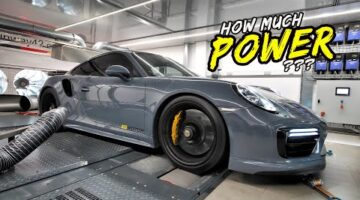 MY TUNED 911 TURBO S HITS THE *UKS MOST ADVANCED DYNO*