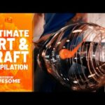 Most Satisfying & Talented Artists | Ultimate Compilation