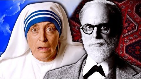 Mother Teresa vs Sigmund Freud. Epic Rap Battles of History