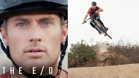 Mountain Biking & Skiing Pro KC Deane | The E/O