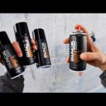 Painting with SPIDER Effect cans! (Fobia is ON!)