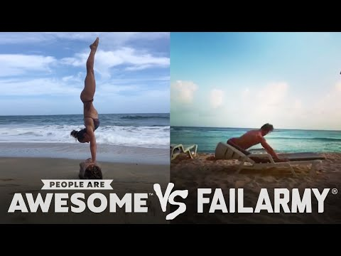 People Are Awesome vs. FailArmy | Golfing