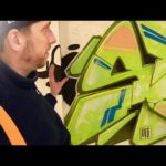 RAW GRAFFITI in OFFICE building full process with explanations (very helpful)