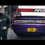 STRAIGHT PIPING MY DODGE HELLCAT **ARMYTRIX**