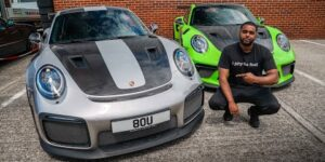 SUPERSPEED'S £1.1MILLION PORSCHE *COLLECTION* WALKAROUND!!