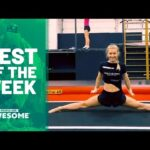 Ski Jumps, Wheelies, & Gym Buds | Best of the Week