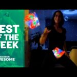 Sled Flips, Strength Obstacles, & Indoor Tricks | Best of the Week