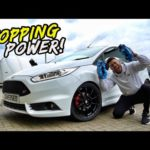 THE FIESTA ST GETS A WICKED SET OF BIG BRAKES! PLUS MORE MODS!