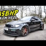 THIS 685BHP *V8 SWAP'D SUPERCHARGED* BMW 1 SERIES IS PURE EVIL!