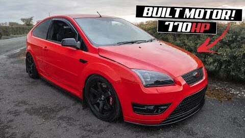 THIS 770HP FOCUS ST EQUALS VIOLENCE!!